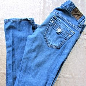 Armani Exchange Slim Cut Size 0 Jeans